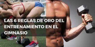 entrenamiento gimnasio