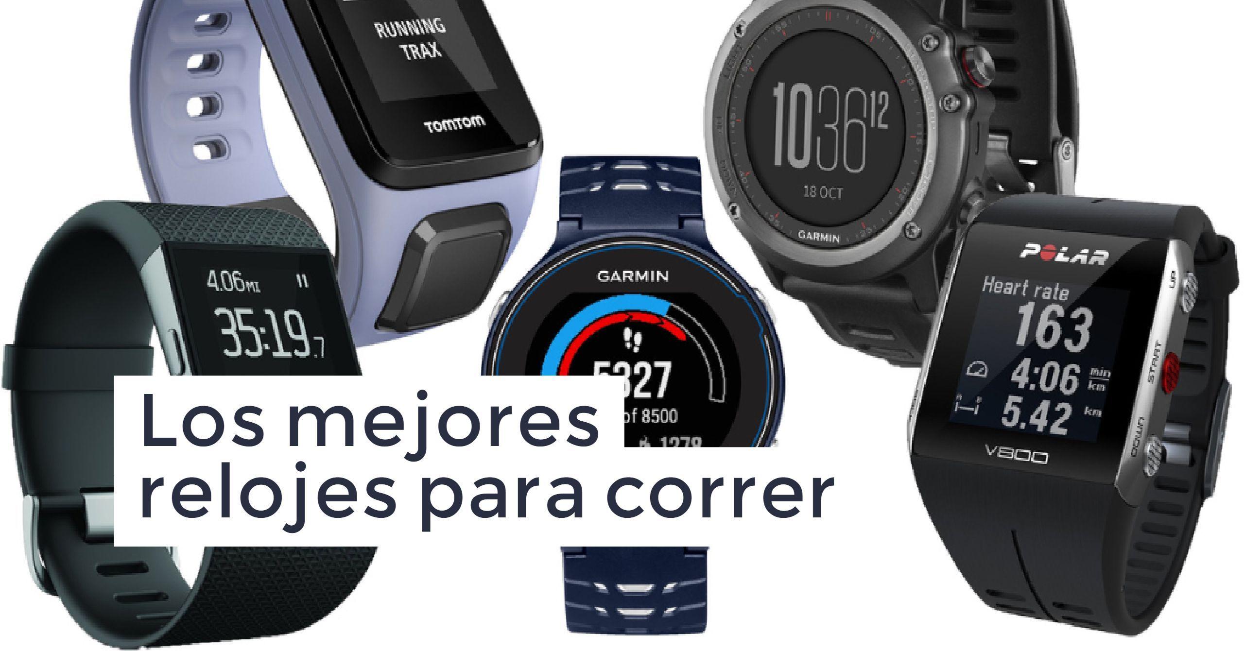 mejores relojes