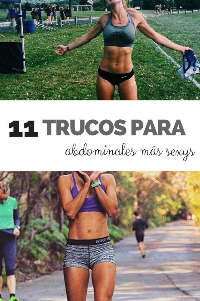 11 trucos para abdominales más sexys