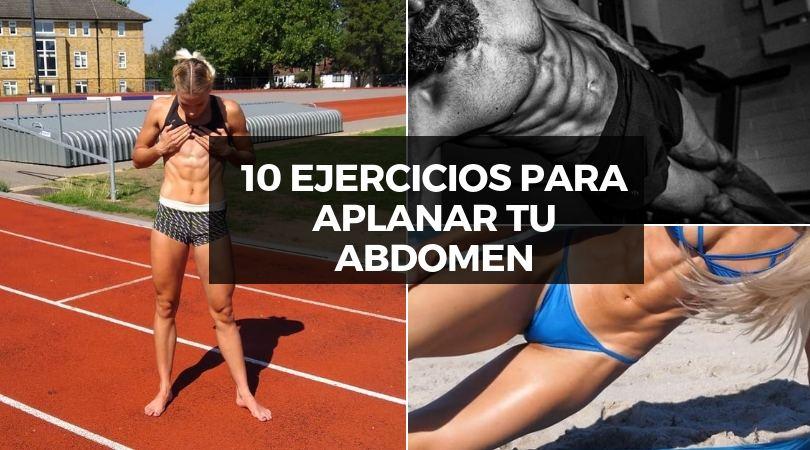 10 EJERCICIOS QUE APLANARÁN RÁPIDAMENTE TU ABDOMEN 7