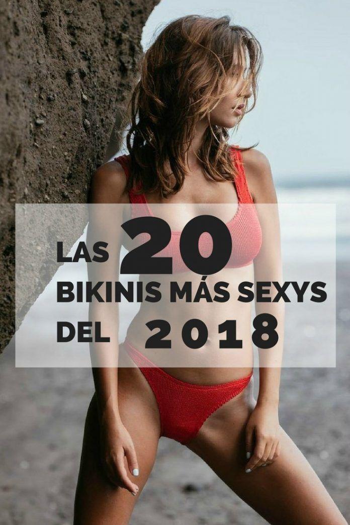 Las 20 bikinis más sexys del 2018