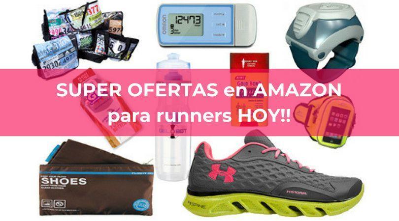 SUPER OFERTAS en AMAZON para runners HOY!! 6