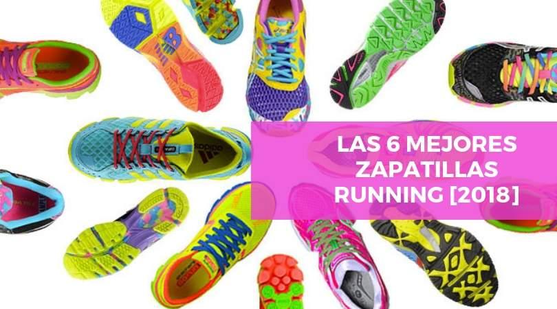 Las 6 MEJORES ZAPATILLAS RUNNING 4