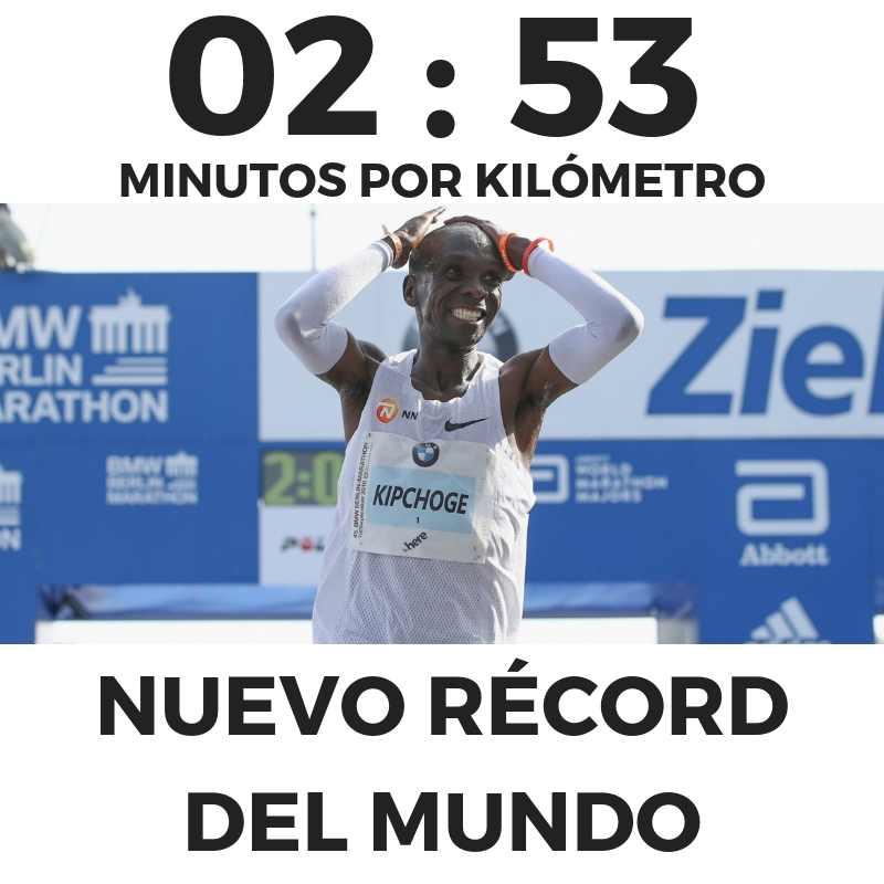 RECORD DEL MUNDO X KM