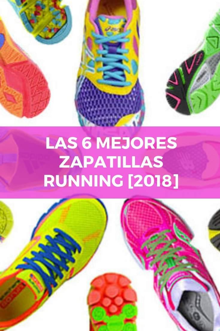 mejores zapatillas 2018