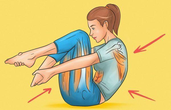 9 Trucos que eliminan el dolor de espalda en 5 minutos 3