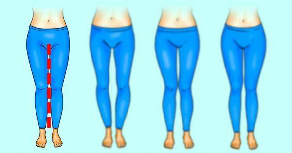 Qué ejercicios elegir de según la forma de tus piernas 8