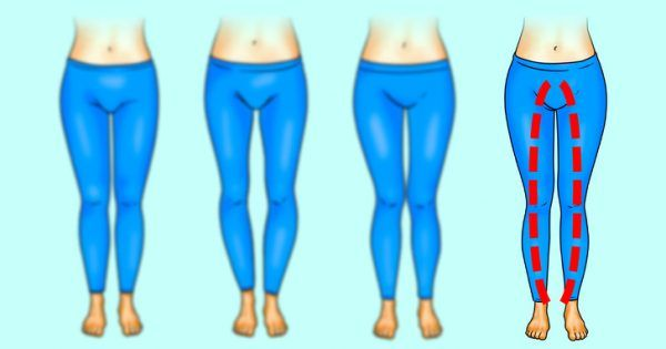 Qué ejercicios elegir de según la forma de tus piernas 6