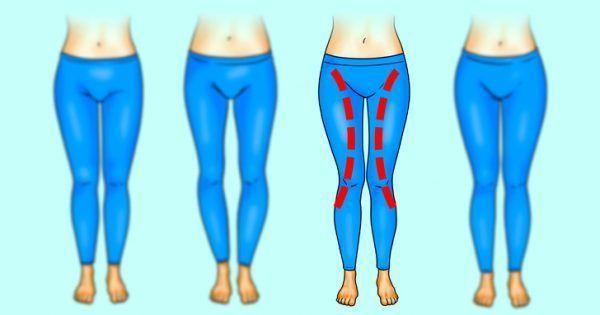 Qué ejercicios elegir de según la forma de tus piernas 3