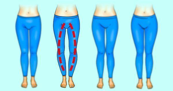 Qué ejercicios elegir de según la forma de tus piernas 2