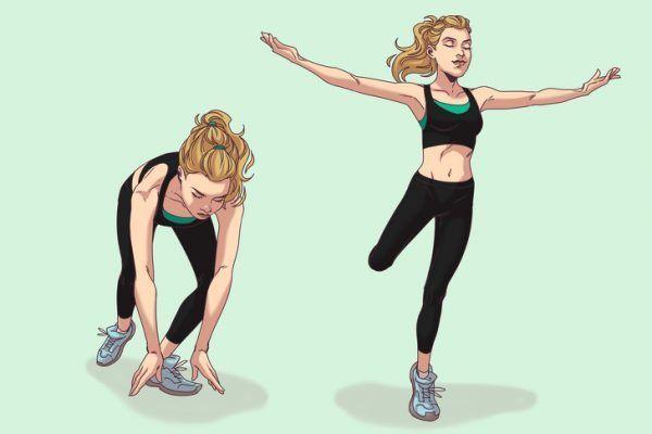 10 ejercicios para GLÚTEOS espectaculares 11