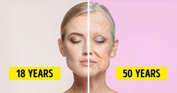 acné y envejecimiento