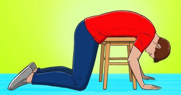 4 Técnicas para reducir el DOLOR DE ESPALDA después de estar sentado todo el día 2