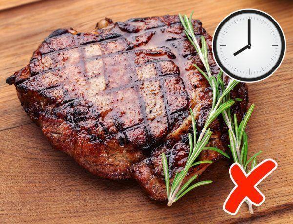 carne en la noche