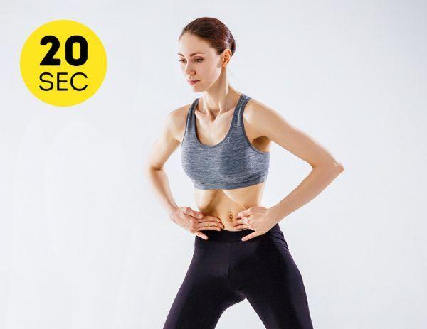 15 Ejercicios para perder grasa [RUTINA DE 10 MINUTOS] 15