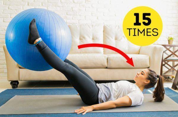 15 Ejercicios para perder grasa [RUTINA DE 10 MINUTOS] 13