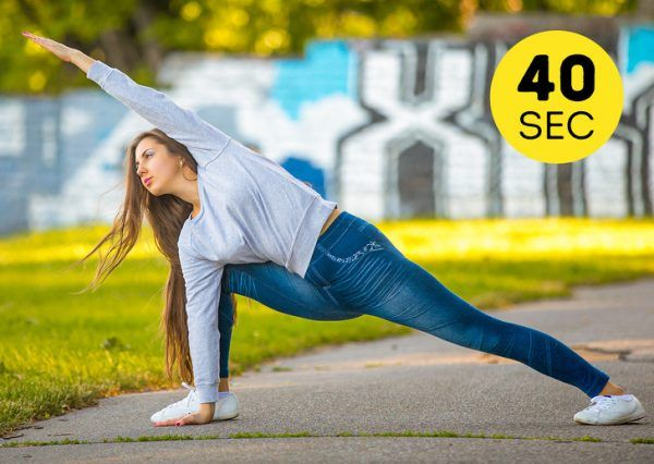 15 Ejercicios para perder grasa  [RUTINA DE 10 MINUTOS] 10