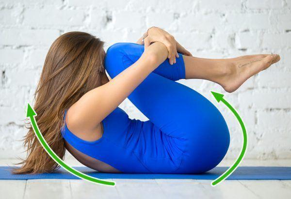 9 Ejercicios para aliviar el dolor de espalda 1