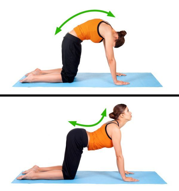 9 Ejercicios para aliviar el dolor de espalda 7