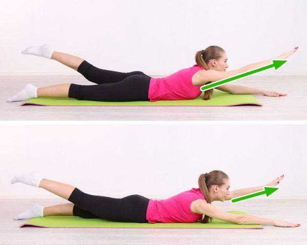 9 Ejercicios para aliviar el dolor de espalda 3