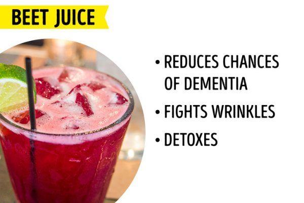 11 Bebidas que pueden retrasar el envejecimiento 7