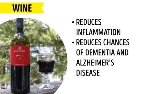 11 Bebidas que pueden retrasar el envejecimiento 4