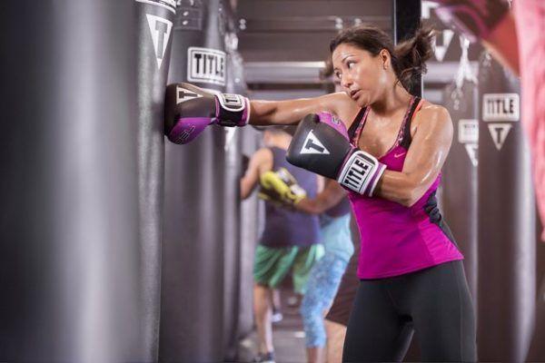 fitness boxeo