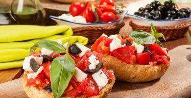 DIETA MEDITERRÁNEA: Beneficios y menú semanal 4