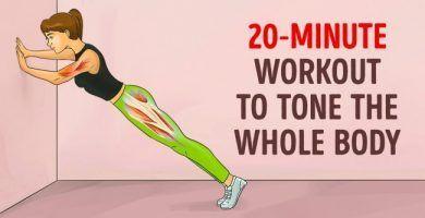 Esculpe tu cuerpo en solo 20 minutos [en tu casa] 3