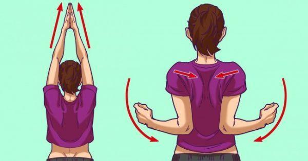 7 Ejercicios que hará que tu dolor de cuello desaparezca en solo 5 minutos 1
