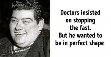 La historia del hombre que dejó de comer durante 382 días para perder peso 6