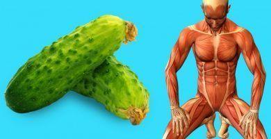 13 Cosas que te pasan si comes un pepino por día 15