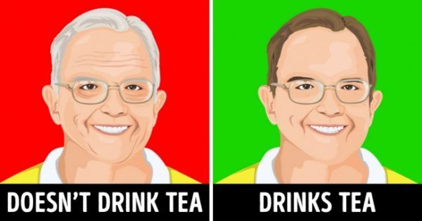 11 Bebidas que pueden retrasar el envejecimiento 1