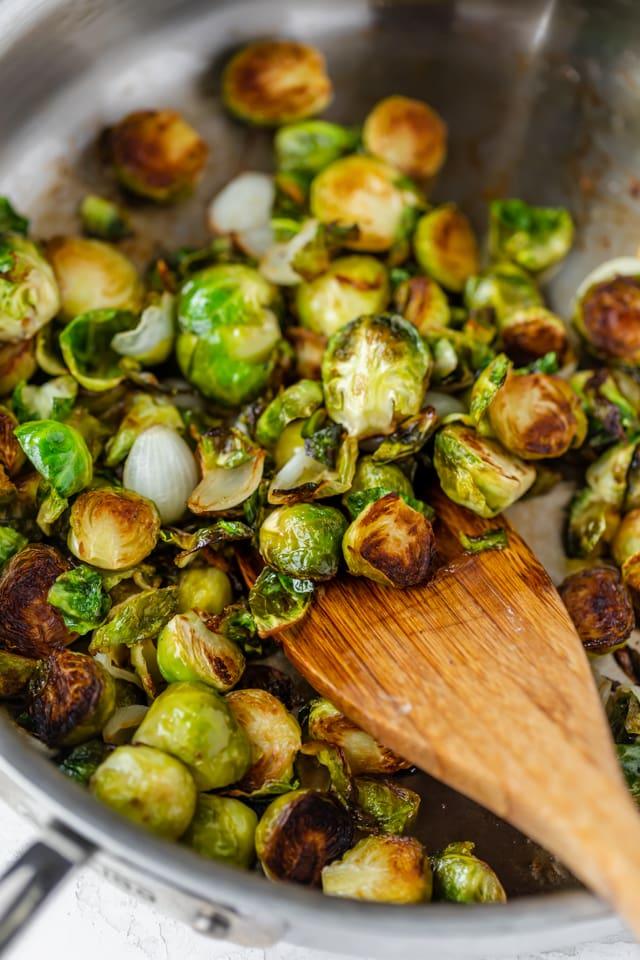 15 Recetas saludables con coles de bruselas