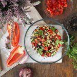 21 Recetas VEGETARIANAS llenas de nutrientes [APTAS PARA TODOS] 1