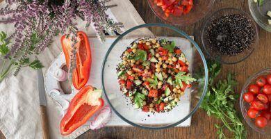21 Recetas VEGETARIANAS llenas de nutrientes [APTAS PARA TODOS] 3