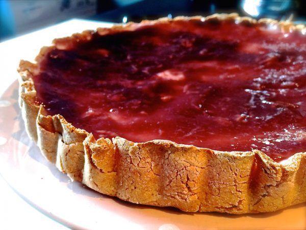 Receta de cheesecake fit . Rápido y sabroso 2