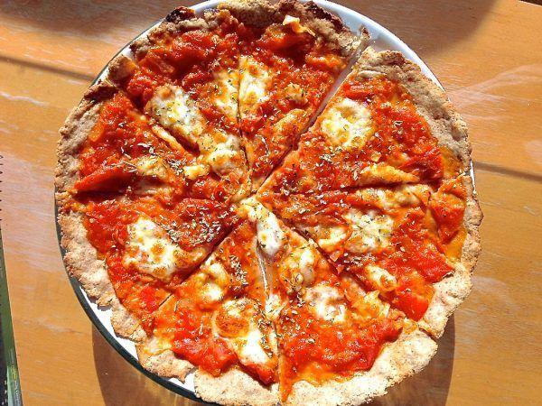 Receta de la auténtica pizza italiana (versión fit) . No te la puedes perder! 3