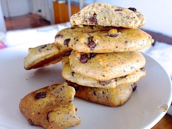 Como hacer galletas de chocolate super fit! . Pierde peso! 2