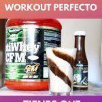 Como hacer un batido post workout perfecto . Tienes que probarlo! 10