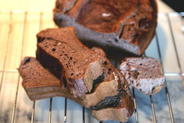Receta de pan bajo en carbohidratos . Quien dijo que no puedes comer pan cuando haces dieta 3