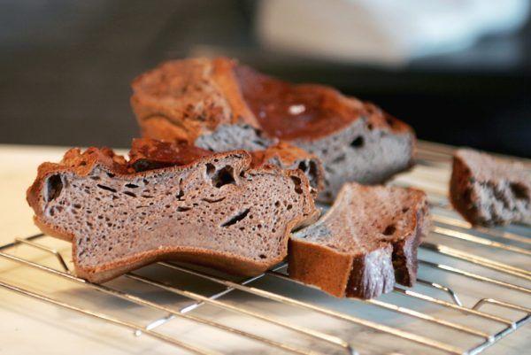 Receta de pan bajo en carbohidratos . Quien dijo que no puedes comer pan cuando haces dieta 4