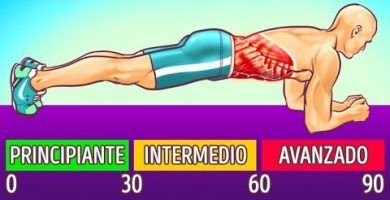 8 Ejercicios para quemar la grasa del vientre sin correr o hacer dieta