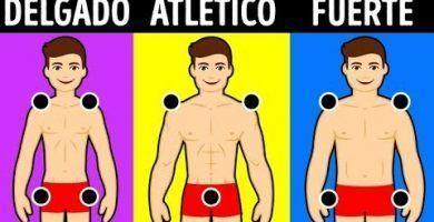 El test que revelará la verdad sobre tu tipo de cuerpo