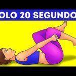 7 Ejercicios para aliviar el dolor de espalda en 10 minutos