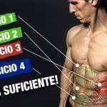 El entrenamiento perfecto de ABDOMINALES!