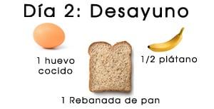 dieta de 3 dias