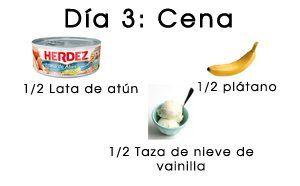 Como adelgazar en 3 días con una dieta saludable 5