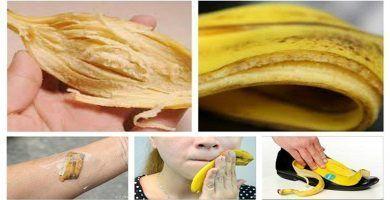 10 formas poco conocidas de usar cáscaras de plátano 32