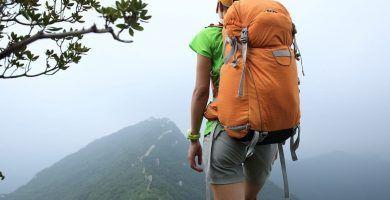 4.300 km a lo largo de la Gran Muralla China por un modelo de pasarela